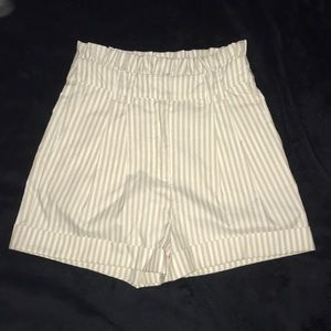 Forever 21 Paperbag Shorts